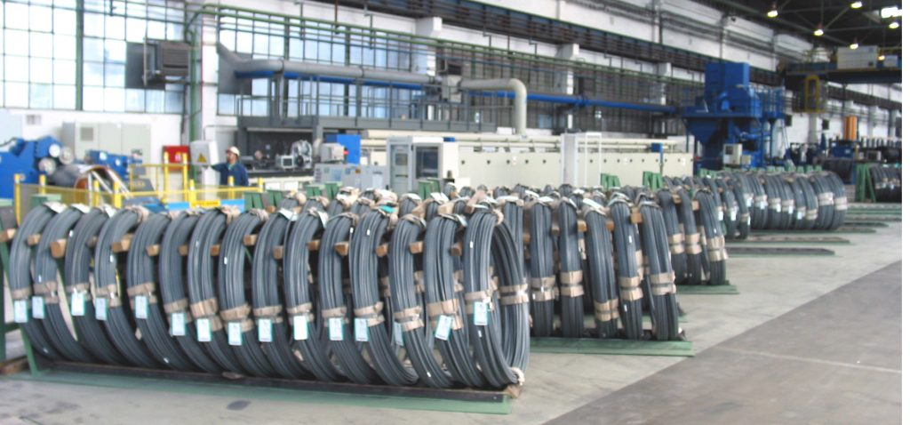 Ephos for production of cold heading wire