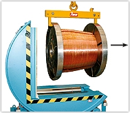 Coil Strapping Station