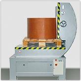 Electrically driven reel tilter Type EWV