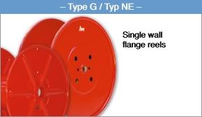 Reel Type G / NE